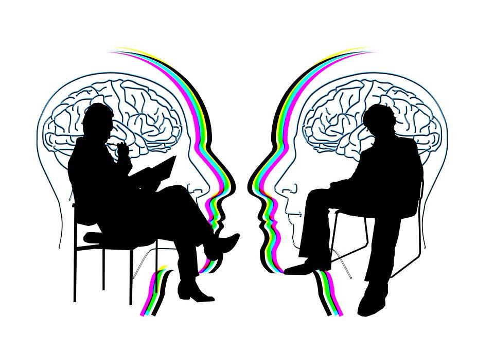 神経内科の診療イラスト