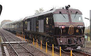 豪華観光列車の旅