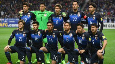 サッカー日本代表選手