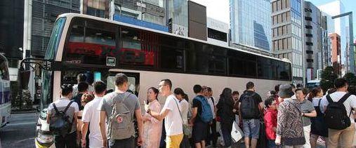 中国人観光客のマナーの悪さ