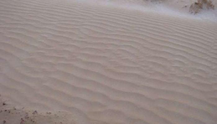 中国砂漠化
