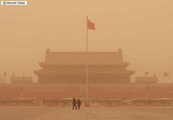 中国砂漠化3