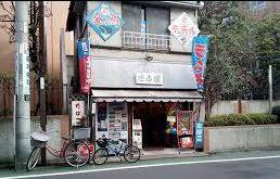 昭和40年代の駄菓子屋