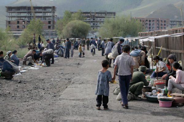 北朝鮮の農村生活