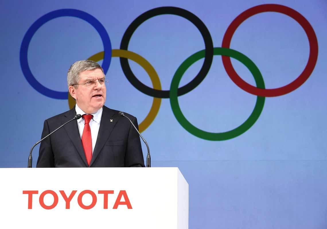 IOCサマランチ会長