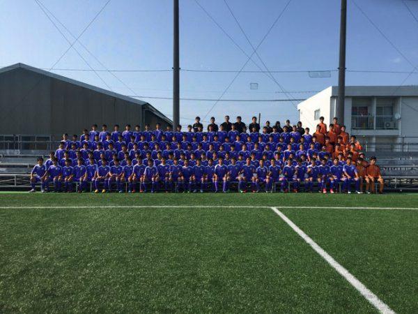 富山第一高校サッカー部