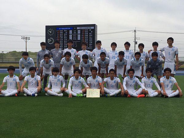 明秀学園日立高校サッカー部