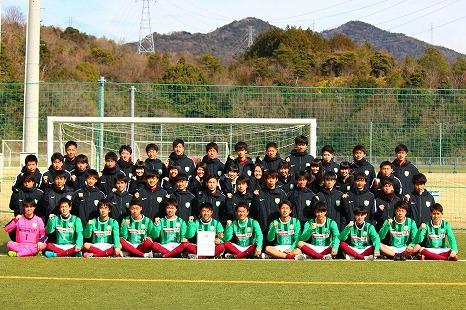 徳島北高校サッカー部