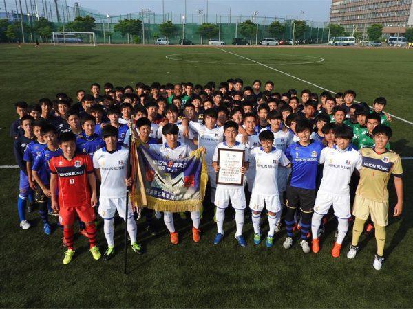 日本文理高校サッカー部