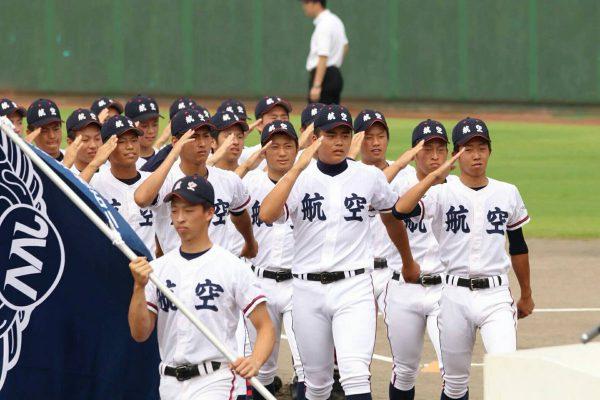日本航空石川高校野球部