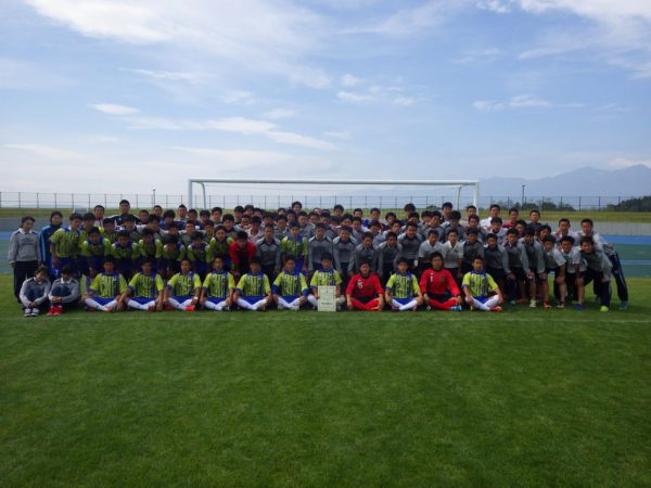 上田西高校サッカー部