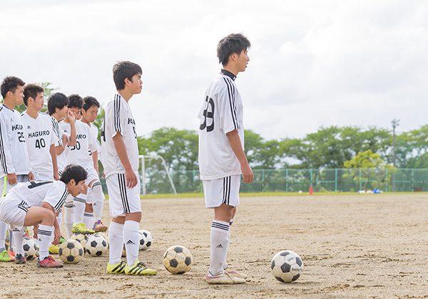 羽黒高等学校サッカー部