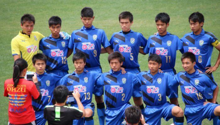 大津高校 サッカー