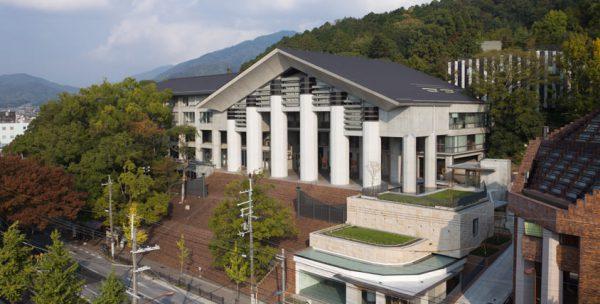京都造形芸術大学の校舎