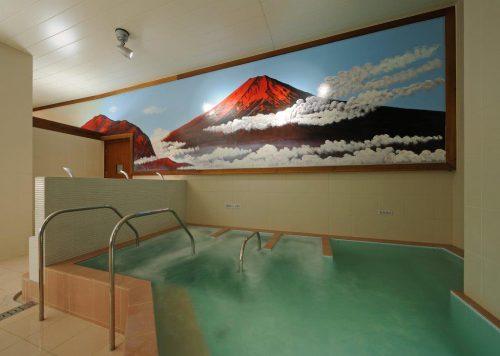 千代の湯 湯船
