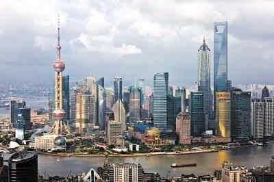 現在の上海