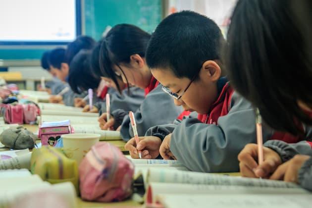 中国の学習塾